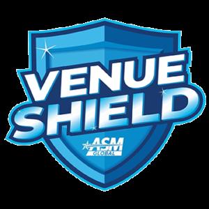Venue Shield Logo